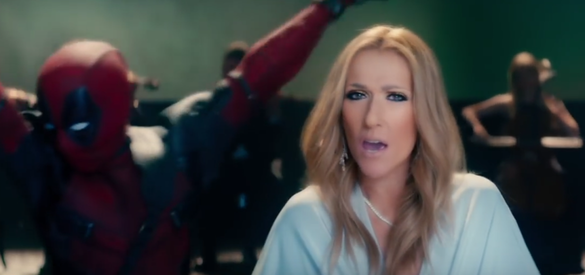 Ashes, Celine Dion canta per Deadpool 2 – il video ufficiale