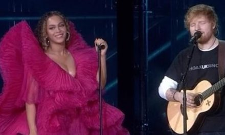 Beyoncé e Ed Sheeran, primo live con 'Perfect Duet' – (VIDEO)