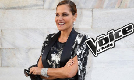 Simona Ventura condurrà The Voice of Italy 2019