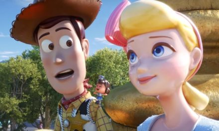 Toy Story 4, primo full trailer e primo poster.