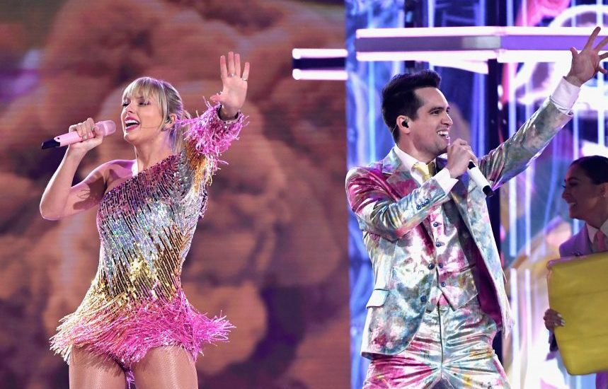 Taylor Swift, ecco il primo live di ME con Brendon Urie . (VIDEO)