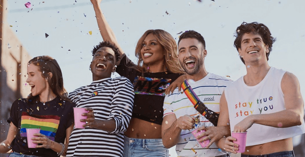 H&M lancia la PRIDE COLLECTION : il bellissimo spot – (VIDEO)