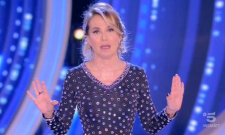 Barbara d'Urso e la confessione CHOC (VIDEO)