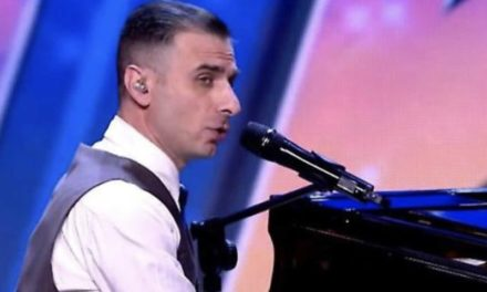 Il vincitore di Italia's Got Talent ha accoltellato una persona.