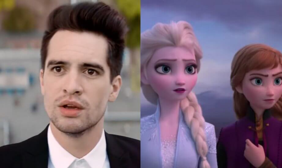 "Frozen 2, ecco ""Into The Unkown"" cantata dai Panic! At The Disco. (VIDEO)"