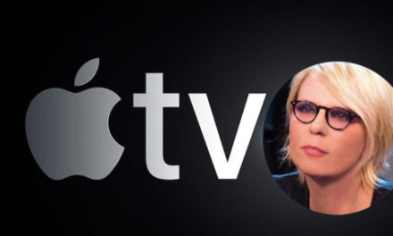Apple TV vuole Maria De Filippi