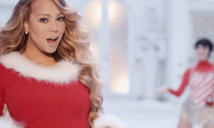 "Mariah Carey, ecco il NUOVO VIDEO di ""All I Want For Christmas Is You"". (VIDEO)"