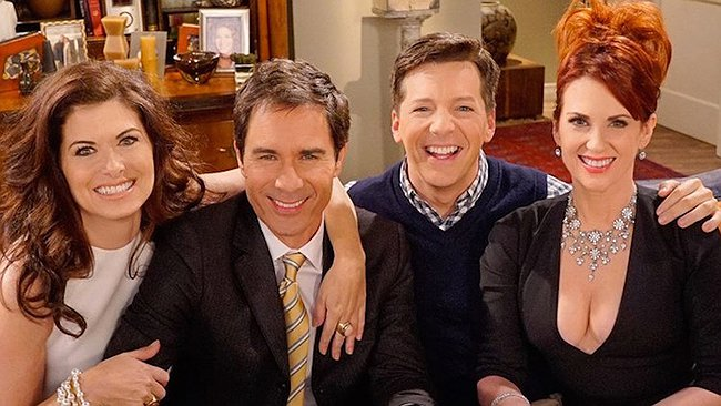 Will & Grace, Debra Messing saluta la sit-com.
